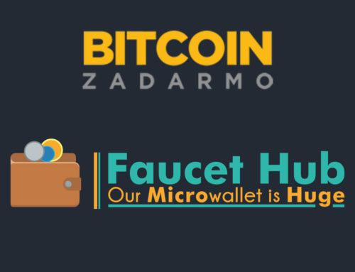 Videonávod: Ako získať kryptomeny zadarmo (Faucet Hub)