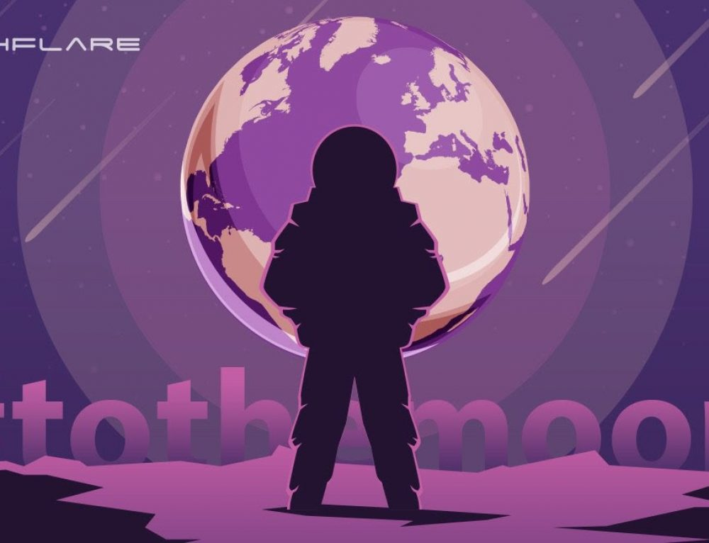 #tothemoon s Hasflare!